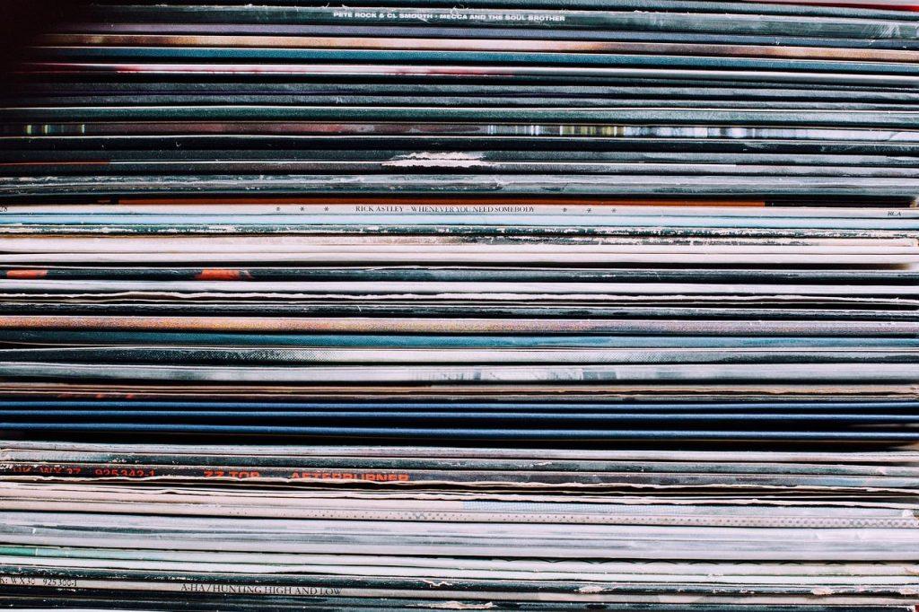 Muziekcollectie verkopen?