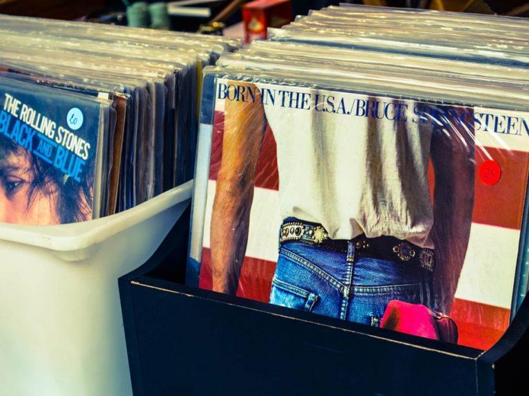LP collectie verkopen