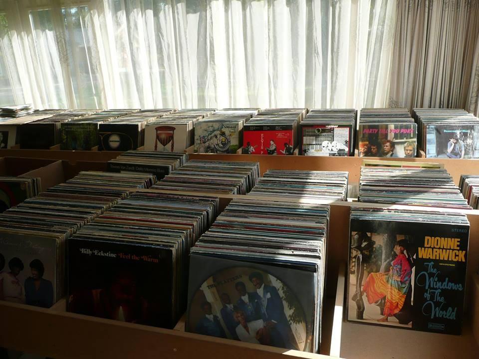 LP inkoop - Platencollectie verkopen - LP verzameling verkopen